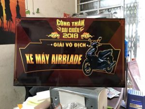 Lý do chọn in decal PP bồi formex